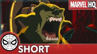 S.H.I.E.L.D. Report Green Goblin Fury Files - Green Goblin