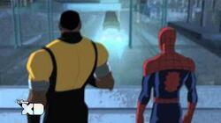 Ultimate Spider-Man - The Rhino