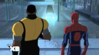 Ultimate Spider-Man - The Rhino