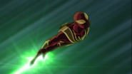 Flight of the Iron Spider