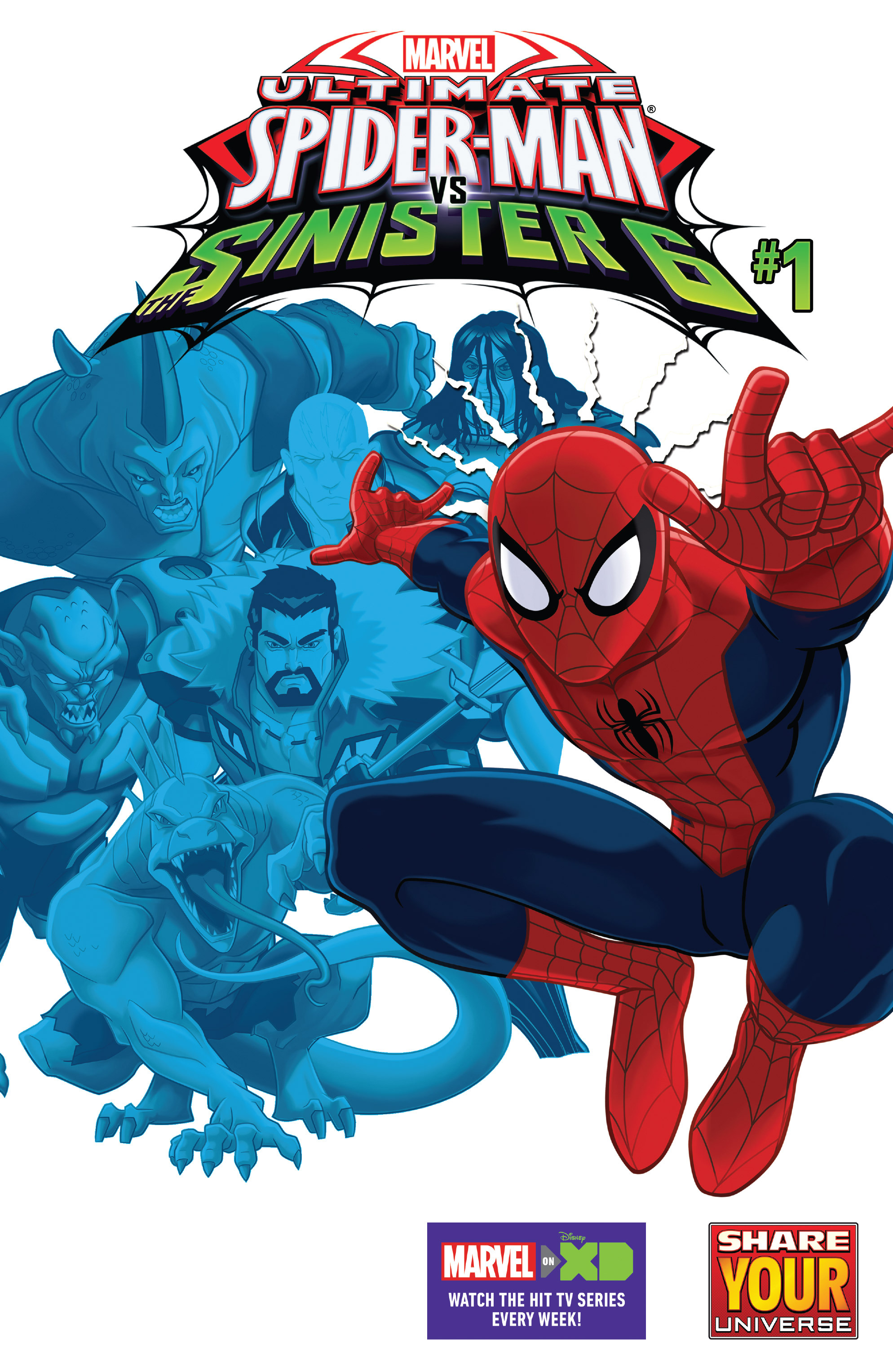 Venom Oscorp  Ultimate SpiderMan Animated Series Wiki