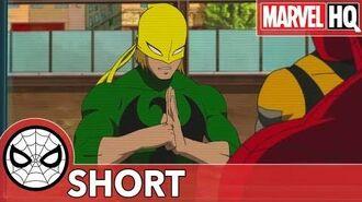 S.H.I.E.L.D. Report Iron Fist Fury Files - Iron Fist, Part 2