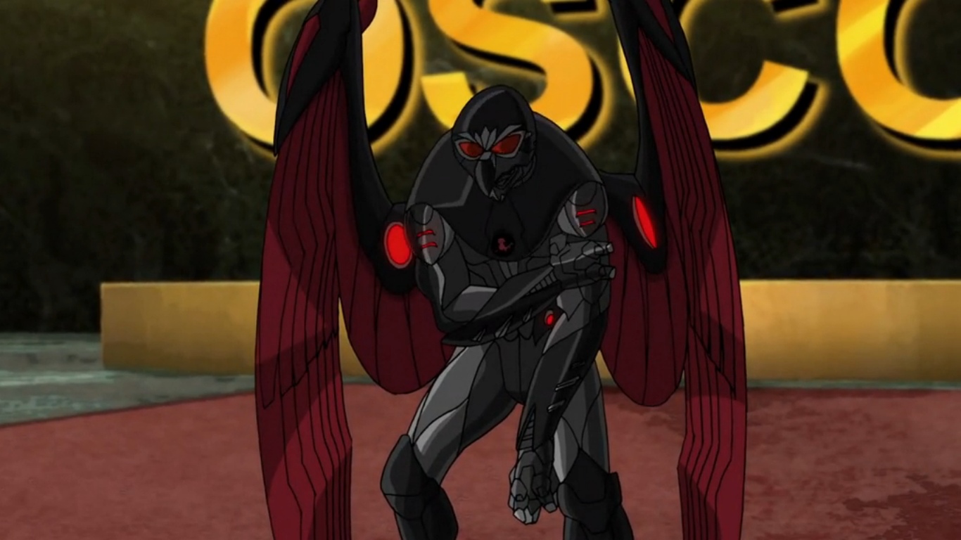 Image - Vulture Black Hydra Armor.png | Ultimate Spider ...