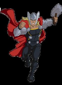 Asgardian Thor