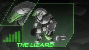 Armoured Lizard