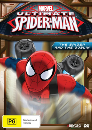 The Spider and The Goblin (DVD)