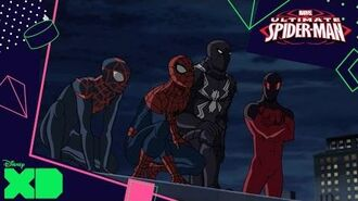 Ultimate Spider-Man Vs. The Sinister Six Iron Vulture Official Disney XD UK
