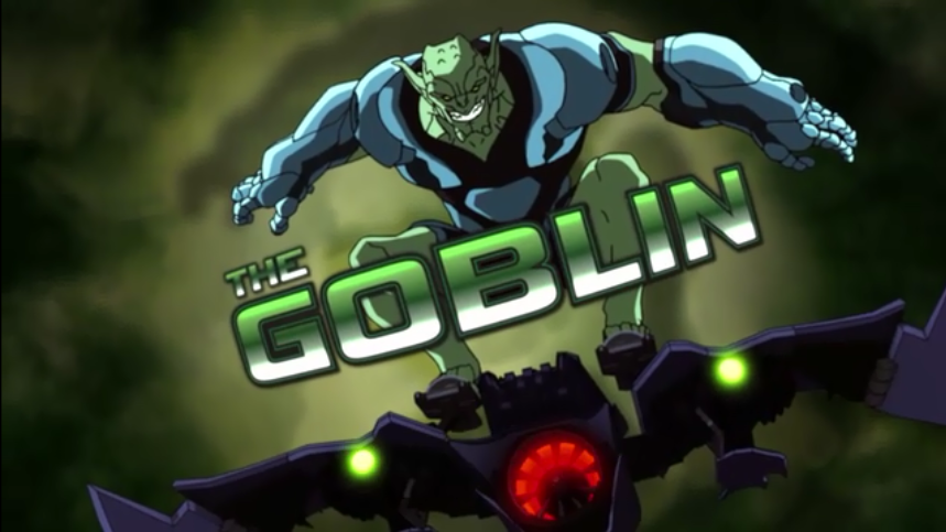 Goblin Glider | Ultimate Spider-Man Animated Series Wiki ...