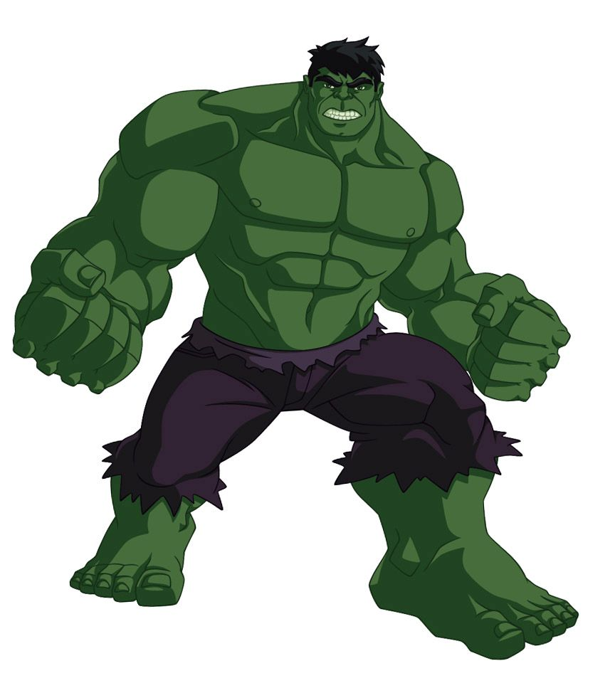 Hulk Ultimate SpiderMan Animated