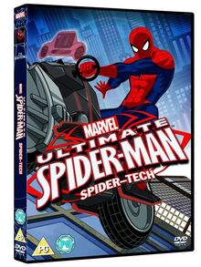 Ultimate Spider-Man Spider-Tech