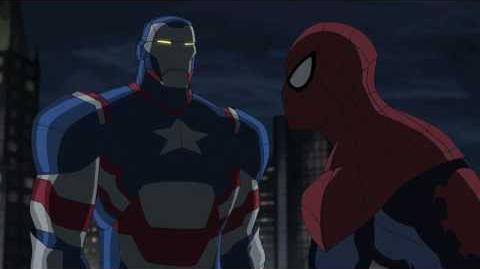 Marvel's Ultimate Spider-Man Steven Weber on Norman Osborn
