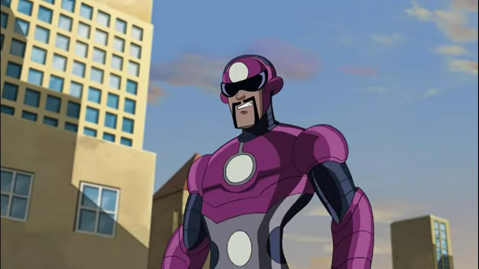 Wizard | Ultimate Spider-Man Animated Series Wiki | FANDOM
