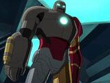 Iron Man Armor MK I