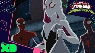 Ultimate Spider-Man Vs. The Sinister Six Spiderthief Official Disney XD UK