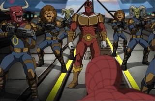 Zodiac | Ultimate Spider-Man Animated Series Wiki | FANDOM