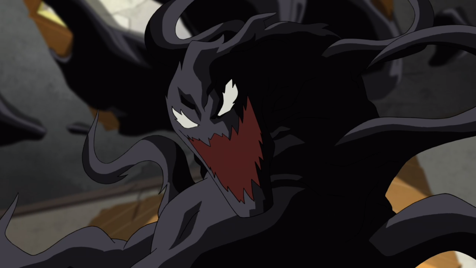 Venom Oscorp Ultimate Spider Man Animated Series Wiki Fandom