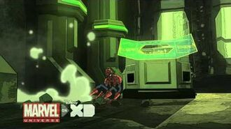 Marvel's Ultimate Spider-Man Web-Warriors Season 3, Ep. 12 - Clip 1