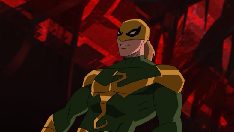 Iron Fist | Ultimate Spider-Man Animated Series Wiki ...
