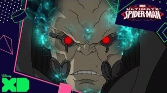 Ultimate Spider-Man Vs. The Sinister Six Doctor Octopus Official Disney XD UK