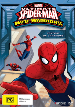 Contest of Champions (DVD)