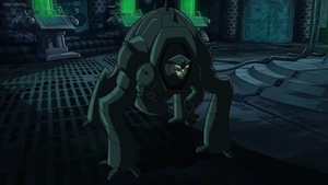 Doc Ock Asgard Armour