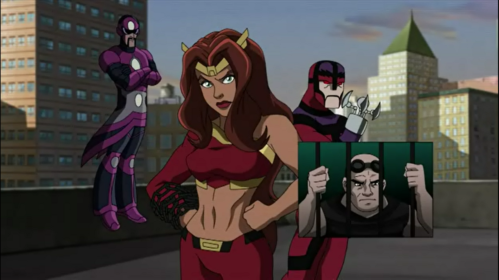 Frightful Four | Ultimate Spider-Man Animated Series Wiki