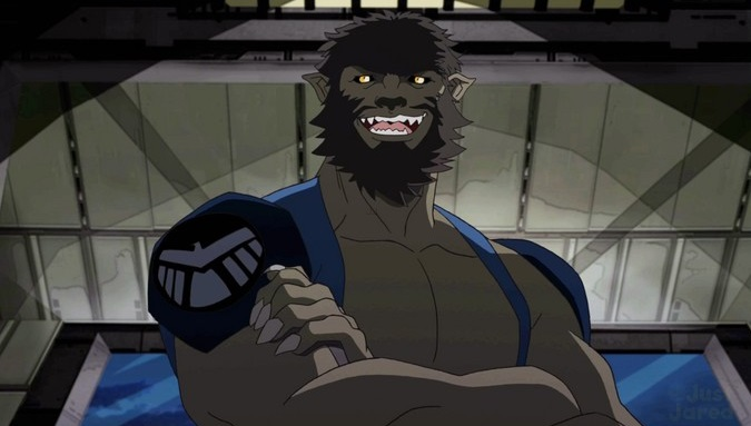 Werewolf By Night Ultimate Spider Man Animated Series