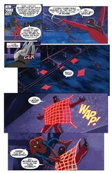 Double Agent Venom (Issue 7) Preview Page 2