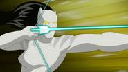 White Tiger arrow
