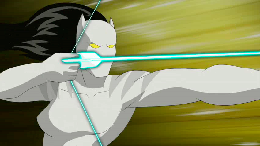 Image - Becoming White Tiger.png   Ultimate Spider-Man Animated Series Wiki   FANDOM powered by