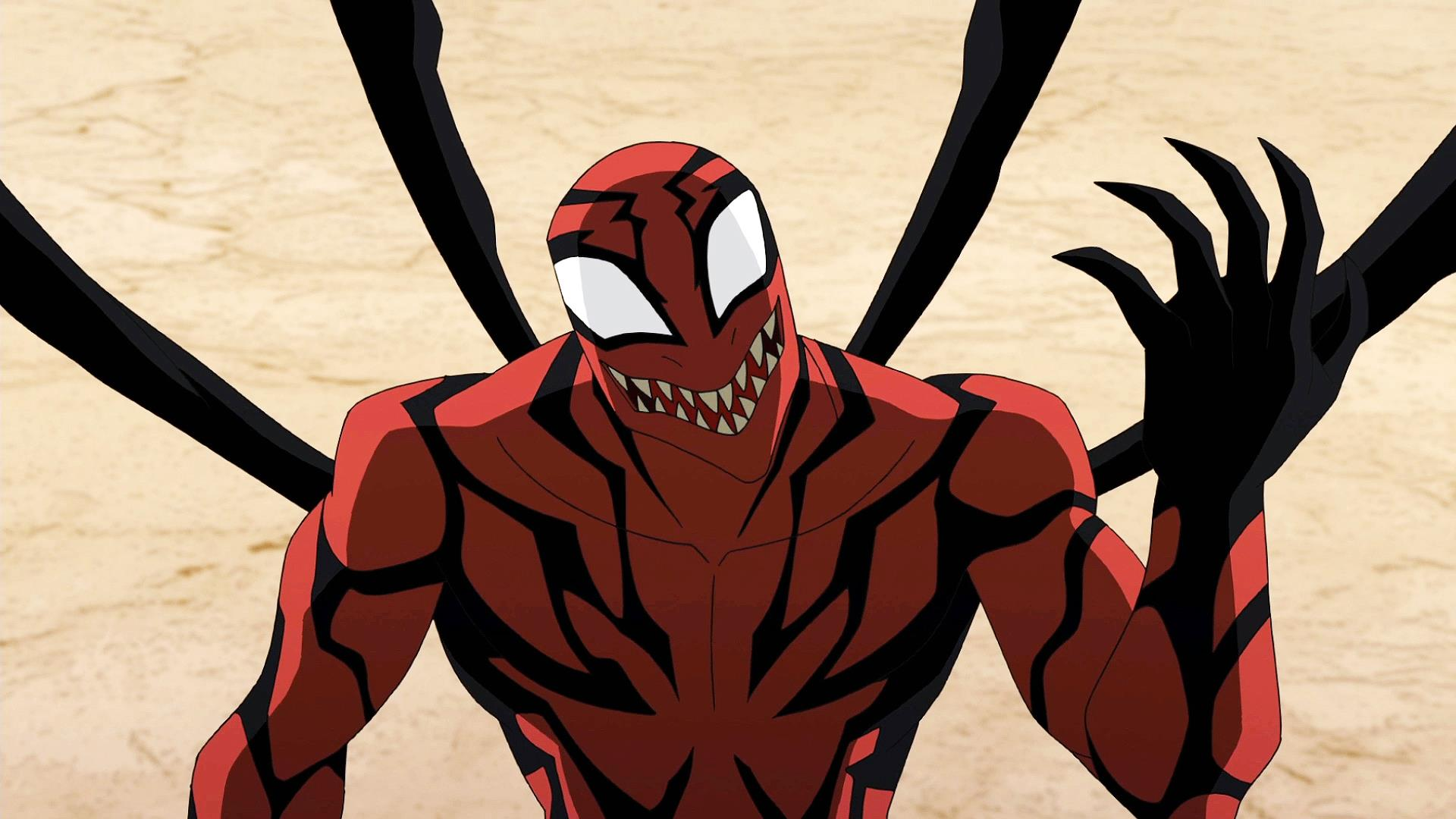 Carnage Ultimate Spider Man Animated Series Wiki Fandom Powered