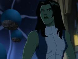 Ultimate Spider-Man She-Hulk