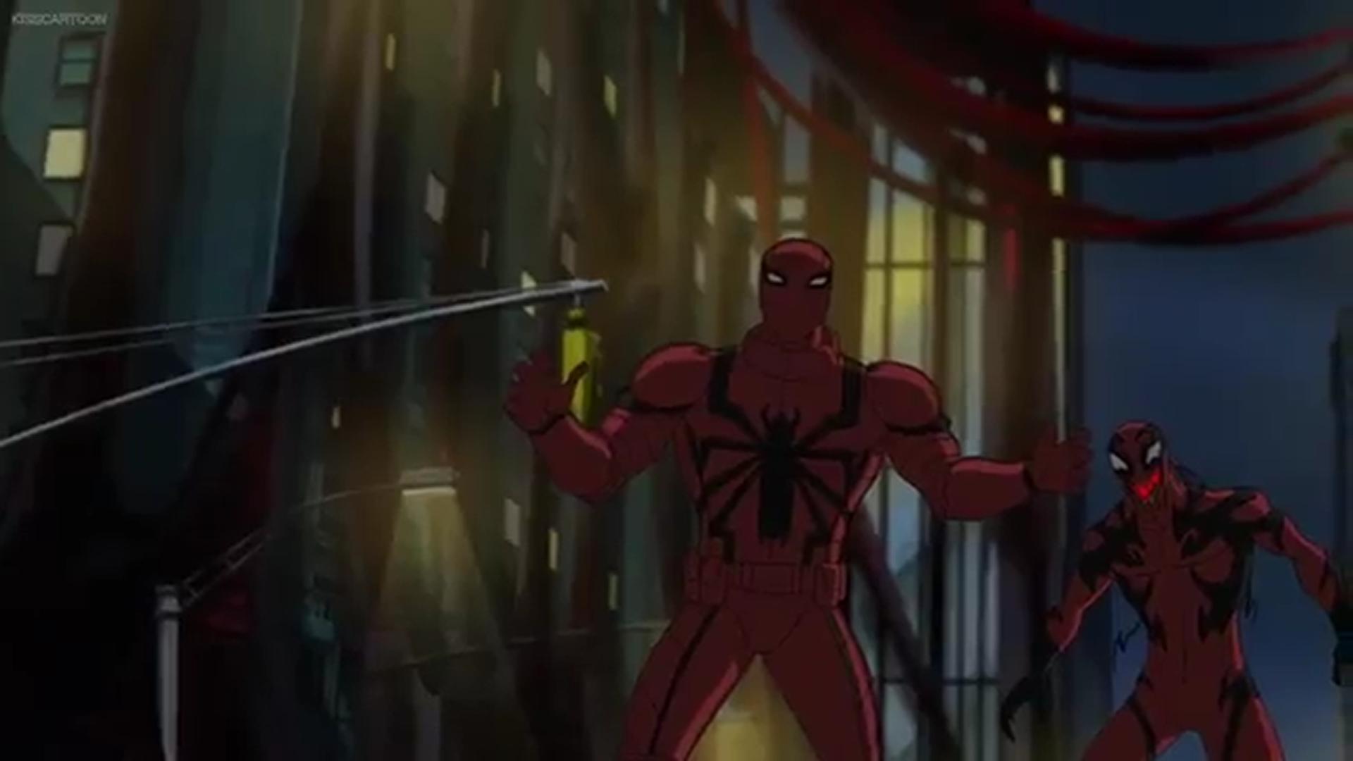agent venom | ultimate spider-man animated series wiki | fandom
