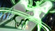 Living Laser killing moment