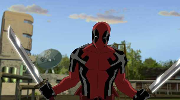 Deadpool | Ultimate Spider Man Animated Series Wiki | FANDOM Powered By  Wikia