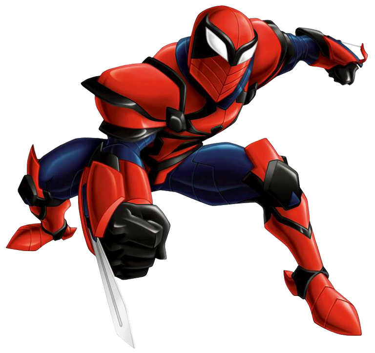 Spyder Knight Ultimate Spider Man Animated Series Wiki