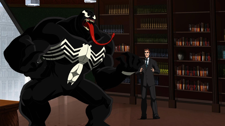 venomous | ultimate spider-man animated series wiki | fandom powered