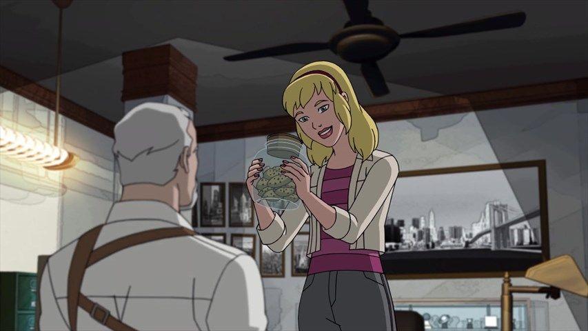 Spider Gwen Ultimate Spider Man Animated Series Wiki