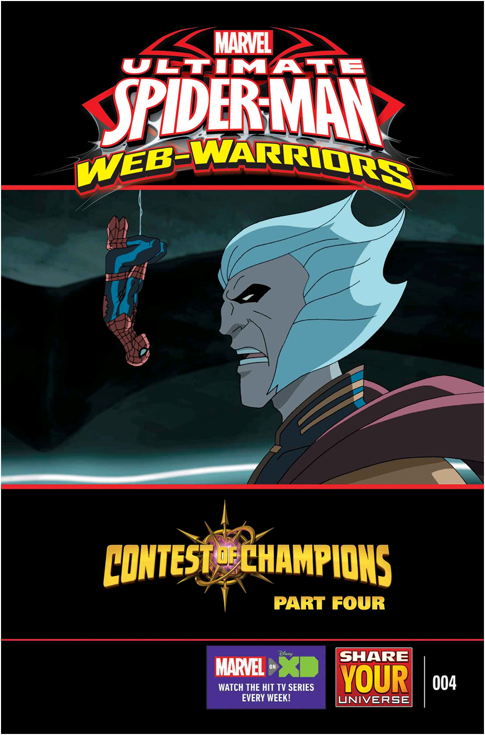 Marvel Universe: Ultimate Spider-Man: Web-Warriors - Contest of ...