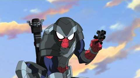 Ultimate Spider-Man Ep. 15 - Clip 1