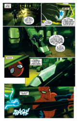 The Spider-Verse (Part 4) (Issue 4) Preview Page 3