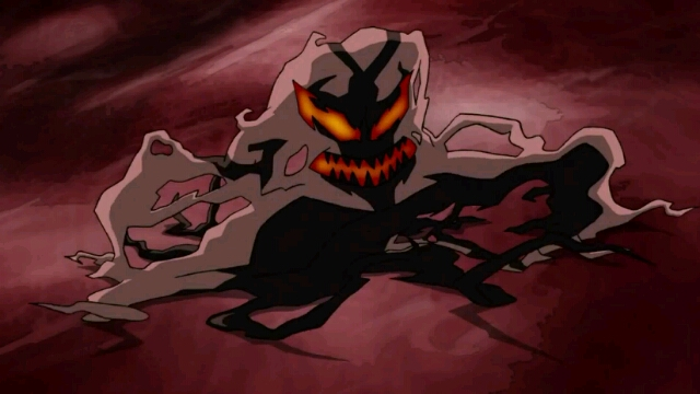 Anti-Venom (Symbiote) | Ultimate Spider-Man Animated ...