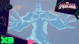 Ultimate Spider-Man Vs. The Sinister Six Hydro-Man Official Disney XD UK