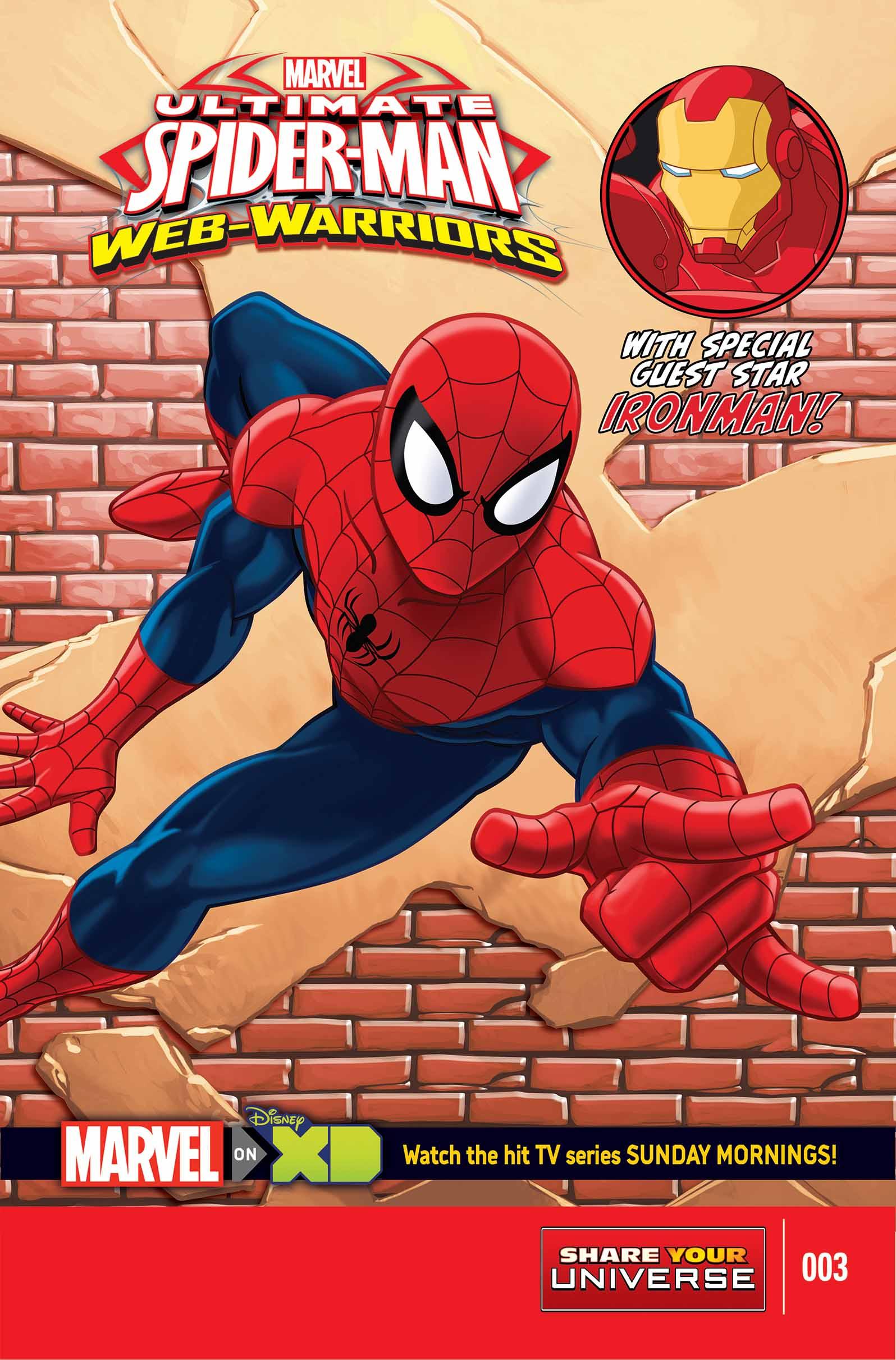 Der ultimative Spider-Man / Der ultimative Spider-Man