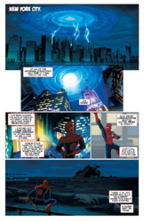 The Spider-Verse (Part 4) (Issue 4) Preview Page 2