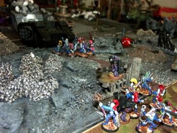 298849 md-Apocalypse, Battle, Battle Report, Black Templars, Chaos, Chaos Space Marines