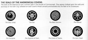 Coven seals