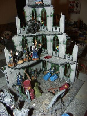 298887 md-Apocalypse, Battle, Battle Report, Black Templars, Chaos, Chaos Space Marines
