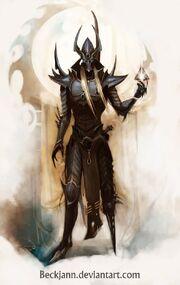 Dark eldar archon 2 by beckjann-d58pri4