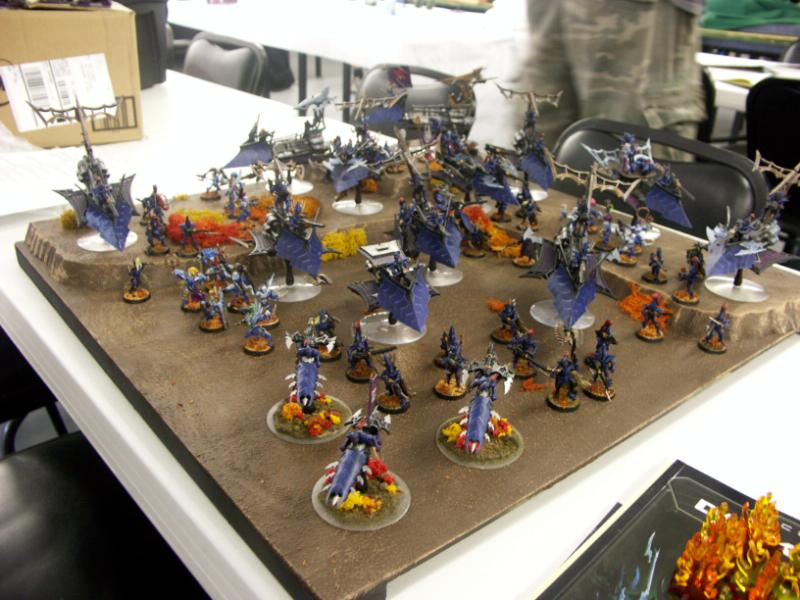 111021 md-Battle Report, Bolter Beach, Dark Eldar, De